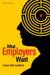 What Employers Want : The Work Skills Handbook -- Paperback