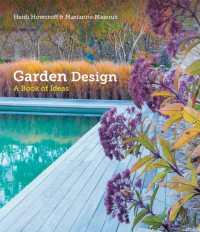 Garden Design : A Book of Ideas -- Hardback