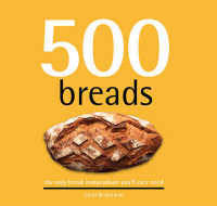 500 Breads -- Hardback