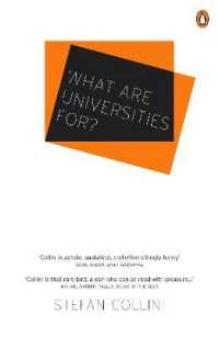 What are Universities For? -- Paperback