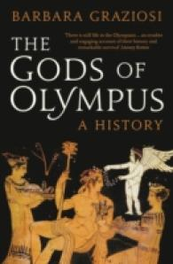 Gods of Olympus: a History -- Paperback