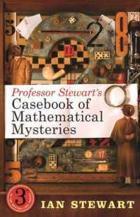 Professor Stewart's Casebook of Mathematical Mysteries -- Hardback
