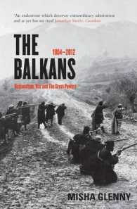 Balkans : 1804 - 2012: Nationalism, War and the Great Powers -- Paperback