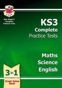 Ks3 Complete Practice Tests - Science, Maths and English -- Paperback