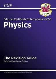 Edexcel Certificate/international Gcse Physics Revision Guide (with Online Edition) -- Paperback
