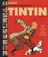 Herge and the Treasures of Tin Tin -- Hardback
