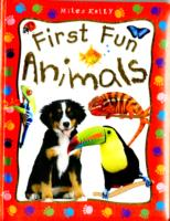 First Fun Animals (First Fun) -- Board book