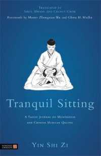 Tranquil Sitting : A Taoist Journal on Meditation and Chinese Medical Qigong
