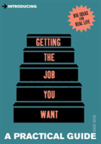 Introducing Getting the Job You Want : A Practical Guide