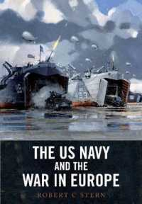 Us Navy and the War in Europe -- Hardback