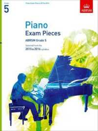 Piano Exam Pieces 2015 & 2016, Grade 5 : Selected from the 2015 & 2016 Syllabus (Abrsm Exam Pieces) -- Sheet music