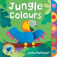 Jungle Colours (Early Bird Board Book) -- Board book