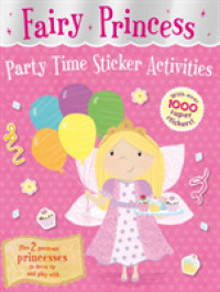 Fairy Princess Party Time Sticker Activities (Fairy Princess) -- Novelty book