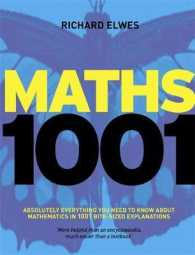 Maths 1001 : Absolutely Everything That Matters in Mathematics -- Paperback