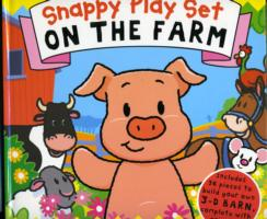 On the Farm (Snappy Play Set) -- Novelty book