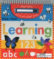 Wipe-clean Learning Easel -- Hardback