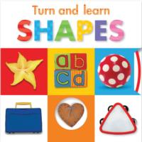 Turn and Learn Shapes (Busy Baby) -- Board book