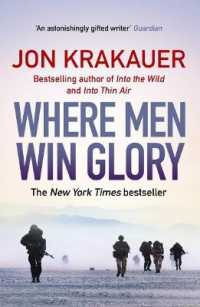 Where Men Win Glory The Odyssey of Pat Tillman