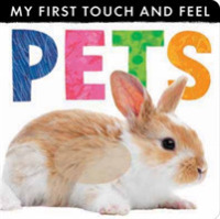 My First Touch and Feel Pets (My First Touch and Feel) -- Novelty book