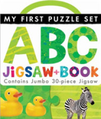 My First Puzzle Set: Abc Jigsaw and Book (My First Puzzle Set) -- Novelty book