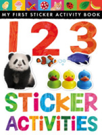123 Sticker Activities (My First Sticker Activity Book) -- Novelty book
