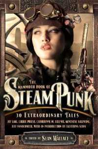 Mammoth Book of Steampunk (Mammoth Books) -- Paperback