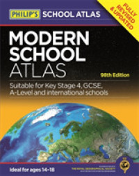 Philip's Modern School Atlas (Philip's School Atlases) -- Paperback (98 ed)