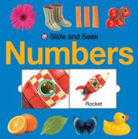 Numbers (Slide and Seek) -- Board book