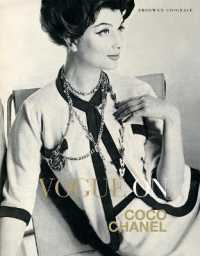 Vogue on: Coco Chanel (Vogue on Designers) -- Hardback