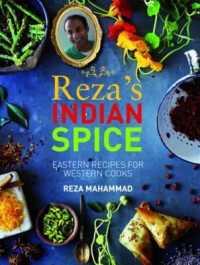 Reza's Indian Spice -- Hardback