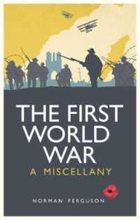 First World War -- Hardback