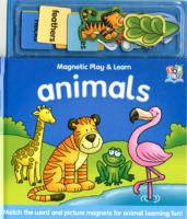 Animals (Magnetic Play and Learn) -- Mixed media product