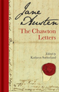 Jane Austen : The Chawton Letters