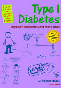 Type 1 Diabetes : In Children, Adolescents and Young Adults -- Hardback (5 New ed)