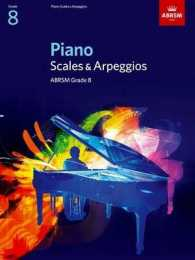 Piano Scales &amp; Arpeggios, Grade 8 (Abrsm Scales &amp; Arpeggios) -- Sheet music