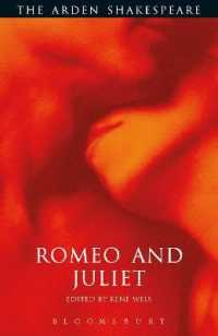 Romeo and Juliet (Arden Shakespeare) (Reprint)