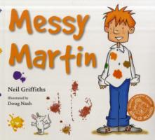 Messy Martin -- Mixed media product
