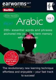 Berlitz Language: Rapid Arabic (Berlitz Rapid) -- Mixed media product