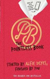 Pointless Book : Started by Alfie Deyes, Finished by You -- Paperback