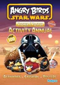 Angry Birds Star Wars Sticker & Poster Activity Annual 2013 -- Paperback