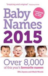 Baby Names : Over 8,000 of This Year's Favourite Names -- Paperback (6 Rev ed)