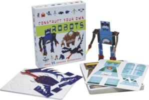 Make Your Own Robots -- Kit