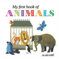 My First Book of Animals -- Board book