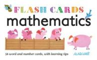Mathematics : 56 Word and Number Cards, with Learning Tips (Flash Cards) -- Book