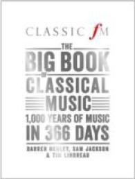 Big Book of Classical Music : 1000 Years of Classical Music in 366 Days -- Hardback