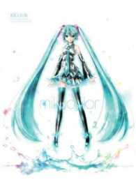 Mikucolor : Kei's Hatsune Miku Illustration Works