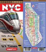 NYC Transit Streetsmart Map