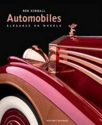 Automobiles : Elegance on wheels -- Hardback