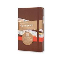 Moleskine Voyageur Nutmeg Brown Traveller's Notebook (NTB)