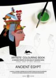 Ancient Egypt : Artists' Colouring Book -- Paperback